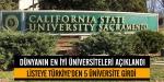 Dünyanın en iyi 400 üniversitesi açıklandı