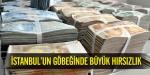 İstanbulun göbeğinde büyük hırsızlık