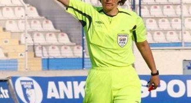 UEFAdan Melis Özçiğdeme görev
