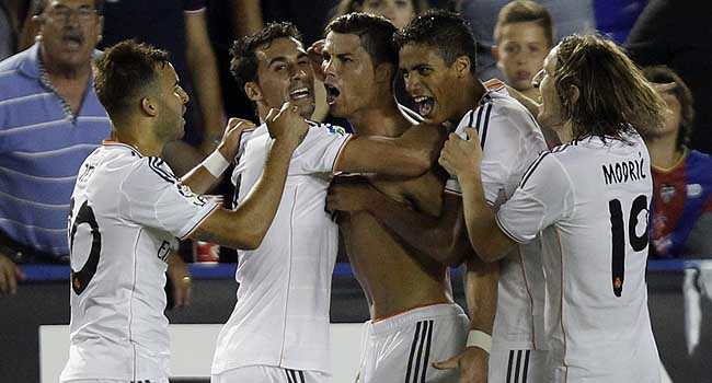 Real Madridden mucize dönüş!
