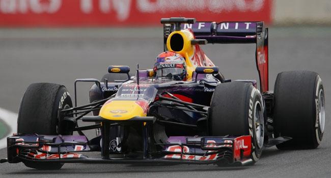 Vettel 5ledi
