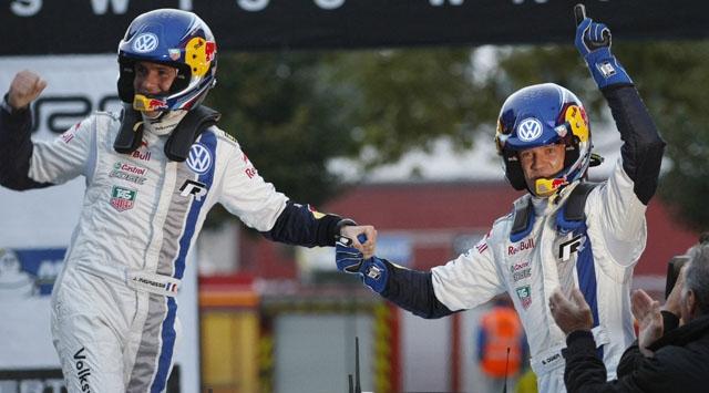 WRCnin yeni şampiyonu Ogier