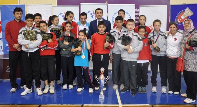 Ankara Egospor şampiyon oldu