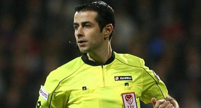 Süper Lig 14. hafta maçların hakemleri açıklandı