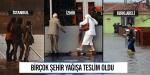 İstanbul ve İzmiri su bastı