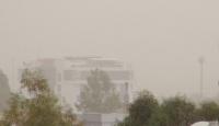 Elazığ'da toz bulutu etkili oldu