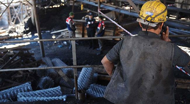 Maden ocağındaki yangın can aldı