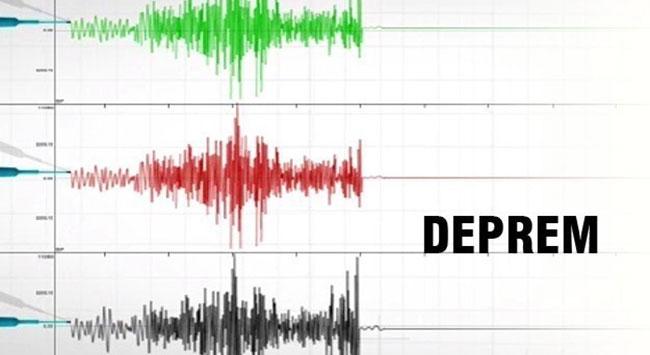 Kütahyada 4 şiddetinde deprem
