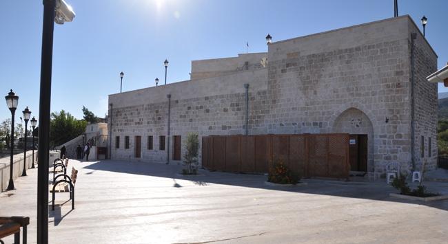 Bayezid-i Bestami Hazretlerinin türbesi restore edildi