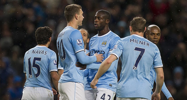 Manchester City fena patladı: 7-0