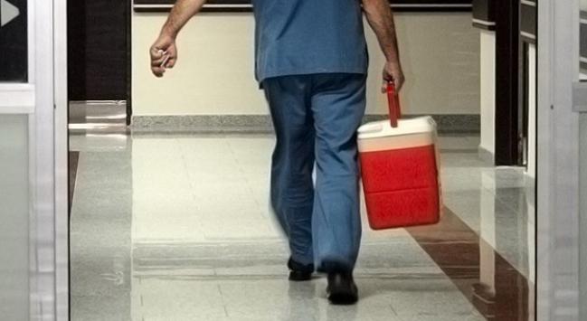 Manisada organ bağışı