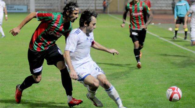 Adana Demirspor ile Karşıyaka yenişemedi