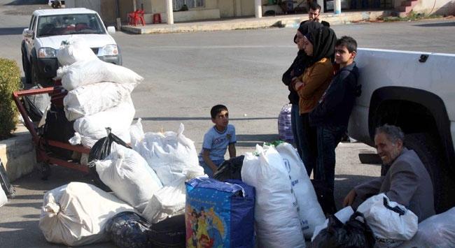 Iraktaki Suriyeliler geri dönüyor