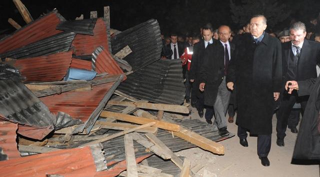 Başbakan Erdoğan Ankaraya Döndü