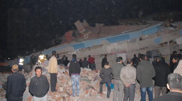 34 Artçı Deprem Meydana Geldi