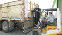 Karabük'ten Van'a 13 Tırlık Yardım