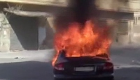 Humus Kenti Yangın Yeri Gibi