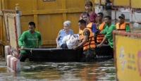 Tayland'ı Sel Vurdu