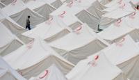 Bir AB Ülkesinden Yardım Olarak 2 Çadır Geldi