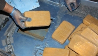Gümrük'de 180 Kg Uyuşturucu Yakalandı