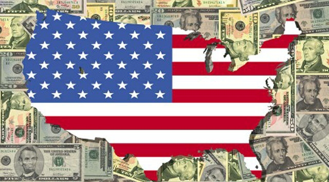 ABD borçlanmayı artırdı