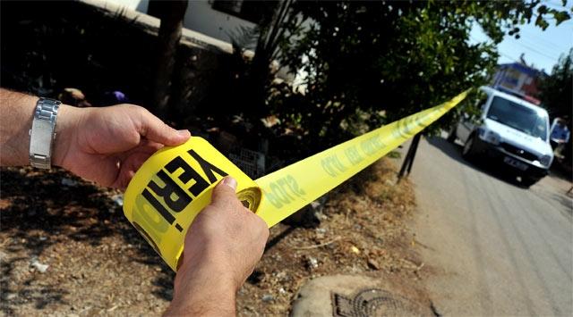Kağıt toplarken ceset buldular