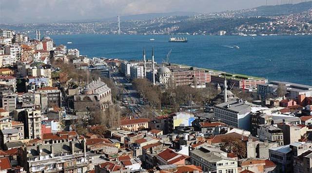 İstanbulda Binalar Mercek Altında