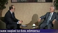 Haşimi TRT Haber'e Konuştu