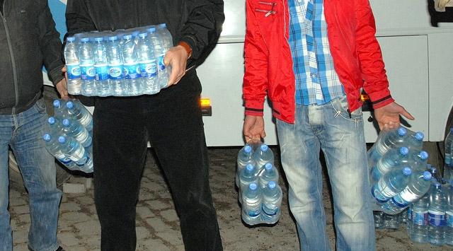 Deprem Fırsatçıları İşbaşında Yakalandı