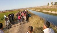 Sulama Kanalı İki Can Aldı