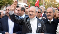 Kılıçdaroğlu Cumhuriyet Yürüyüşü'ne Katıldı