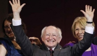 İrlanda'da Seçimin Galibi Michael D.Higgins