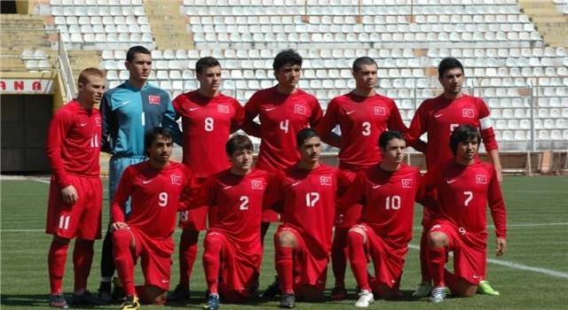 Türkiye17 Yaş Altı Futbol Milli Takımı, Elit Tura Yükseldi