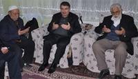 İçişleri Bakanı Şahin Erciş'te