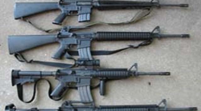 Şırnakta Uzun Namlulu Silah Ele Geçirildi
