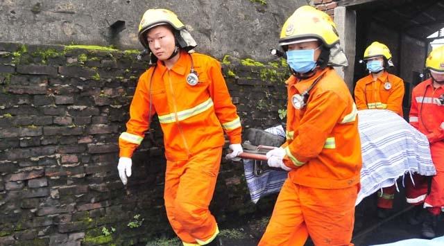 Çinde Maden Kazası