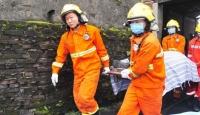 Çin'de Maden Kazası