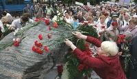 Stalin Kurbanları Anıldı