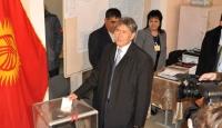 Kırgızistan'ın Yeni Cumhurbaşkanı Atambayev