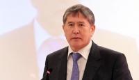 Kırgızistan Cumhurbaşkanı Bakü'de