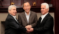 Kıbrıs Görüşmeleri New York'ta Başladı