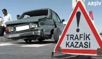 Üç İlde Trafik Kazasında Bilanço: 3 Ölü 41 Yaralı