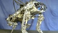 Tekme Atan Robot
