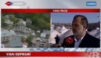 Erciş Belediye Başkanı TRT Haber'e Konuştu