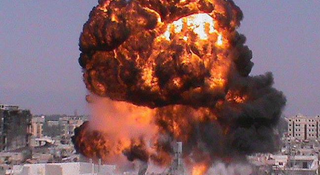 Bağdatta patlama: 15 ölü