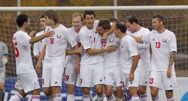 Belarusun Türkiye maçı kadrosu açıklandı