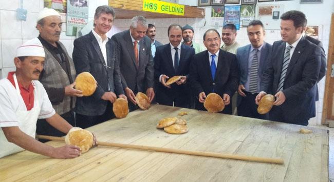 Gacer sofrası ve Gacer ekmeği tanıtım günleri