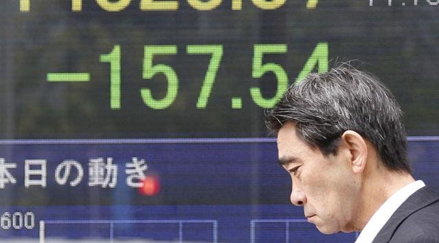 Asya borsaları düştü