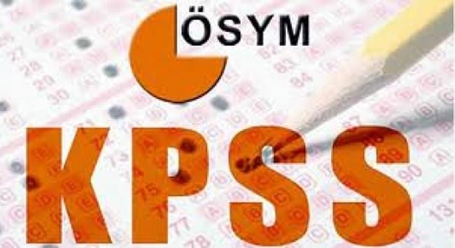 KPSS önlisans ve ortaöğretim başvuruları başladı