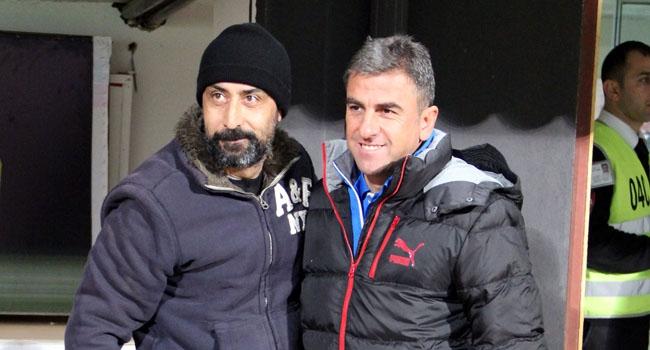 Hamzaoğlu ve Kafkastan maç yorumu